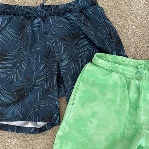 Men's Athletic/Board short bundle